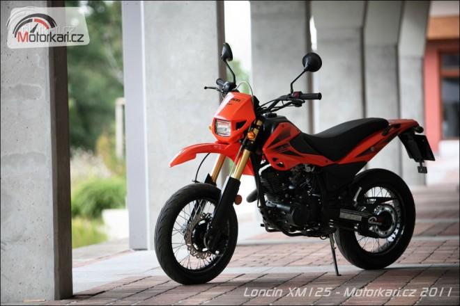 Loncin XM125