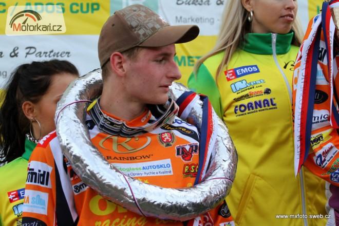 Michek vybojoval v Pøerovì první svùj titul, Bartoš nakonec skonèil druhý