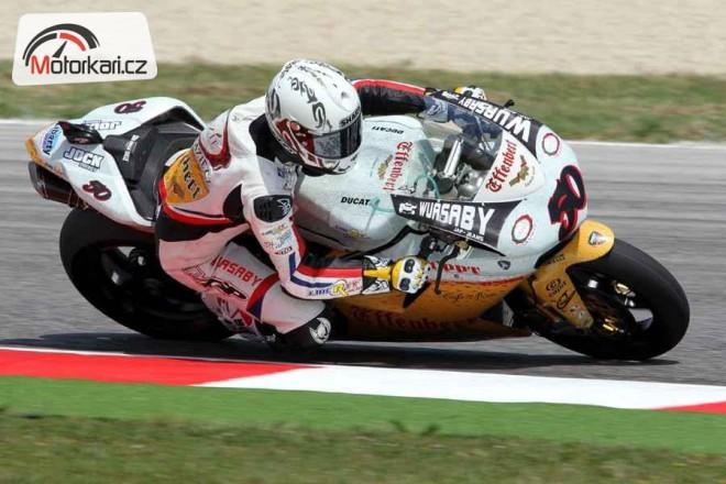 Effenbert Liberty Racing – Sylvain Guintoli : Podepsaná smlouva