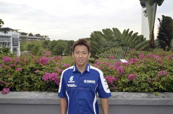 Katsuyuki Nakasuga pojede místo Lorenza