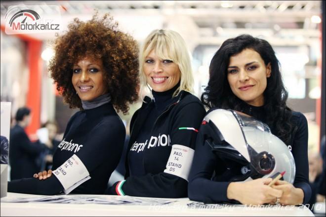 Výstava EICMA 2011: pøípravy vrcholí