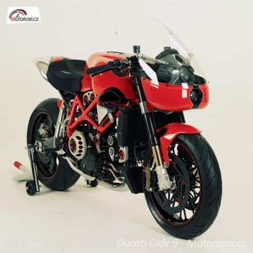 Ducati Cafe 9 - pøepracovaná 999