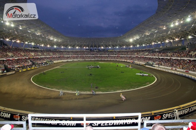 Seriál Grand Prix 2012 zaène na Novém Zélandu