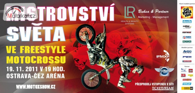 "Mistrovství svìta FMX ""NIGHT of the JUMPs"""