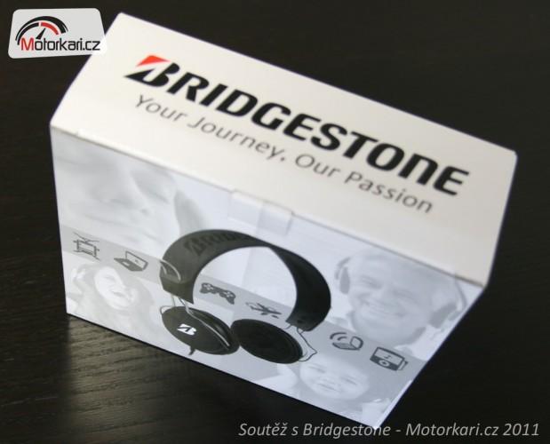 Soutìž s Bridgestone