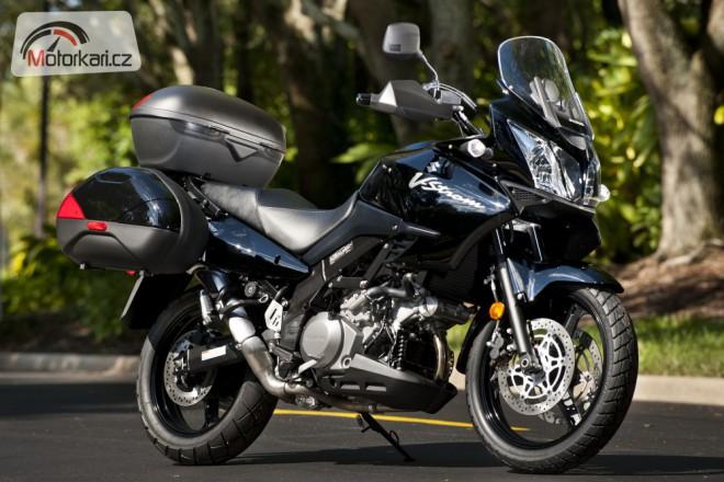 Suzuki V-Strom 1000 Adventure (MY2012) jen pro USA