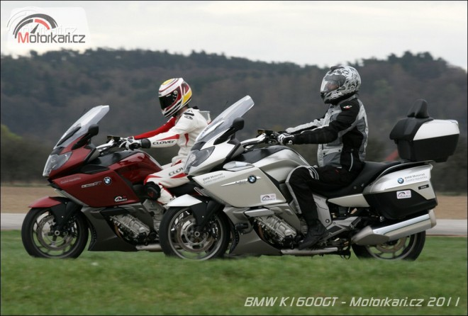 SWA Bike of the year 2011 - BMW K1600GT/GTL