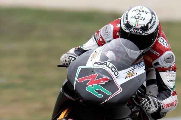 Canepa pøed svou první superbikovou sezónou