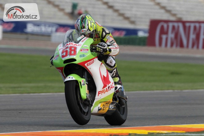 Grand Prix Valencie - sobota