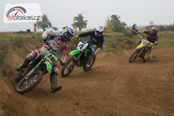 Zavírání trati v MX Krupá