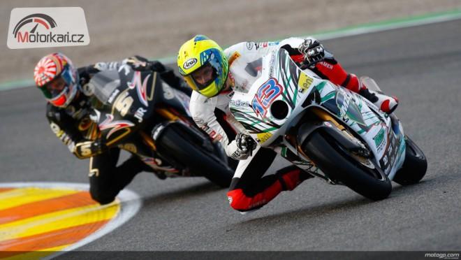 Testy Moto2 a Moto3 ve Valencii