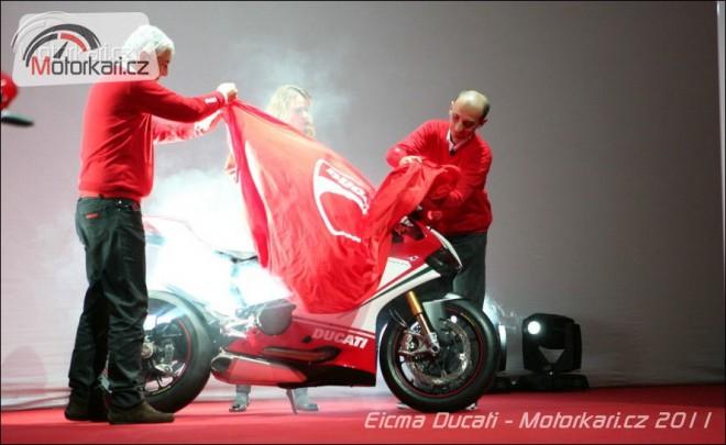 Eicma: Ducati