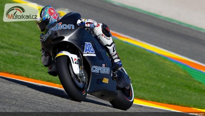 Testy MotoGP - Valencia, 2. den