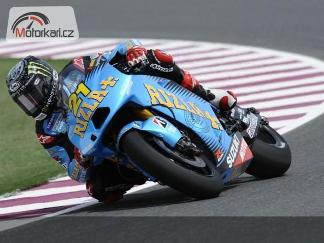Hopkins zùstává vìrný motocyklu Suzuki