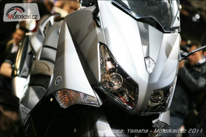 Eicma: Yamaha T MAX a V MAX