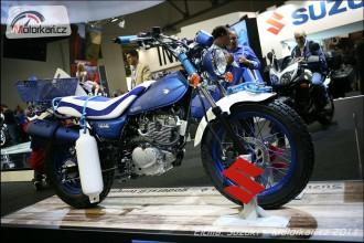 Eicma: Suzuki