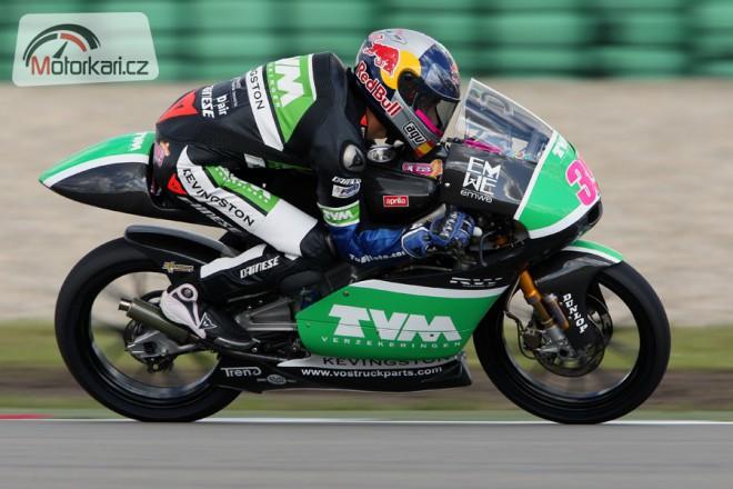 Salom pojede za RW Racing GP