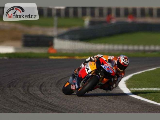 Aktuální pøehled jezdcù a týmù MotoGP