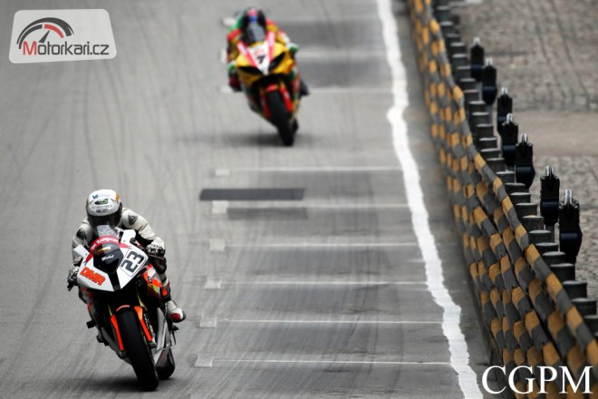 Grand Prix Macau - 2. den