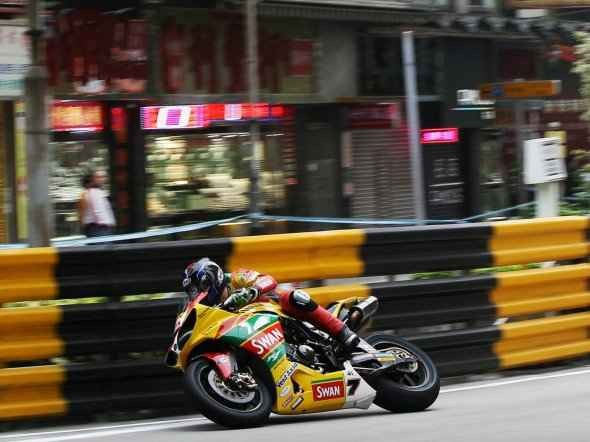 Grand Prix Macau - 3. den