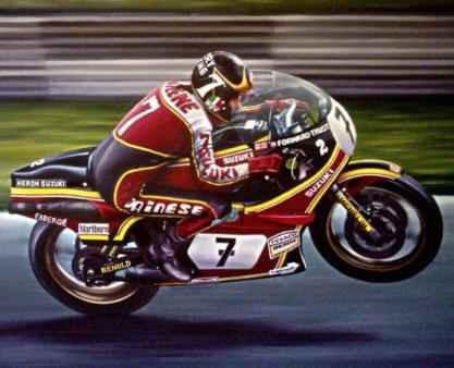 Po 42 rocích se pojede bez Suzuki