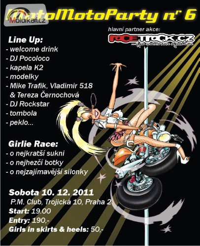 MotoMoto Party 2011