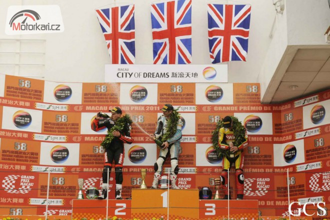 Macau Grand Prix pøed skonèením?