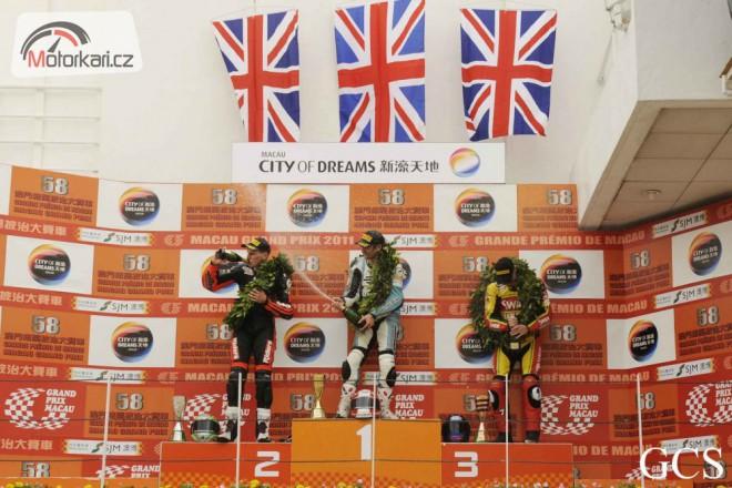 Macau Grand Prix p�ed skon�en�m?