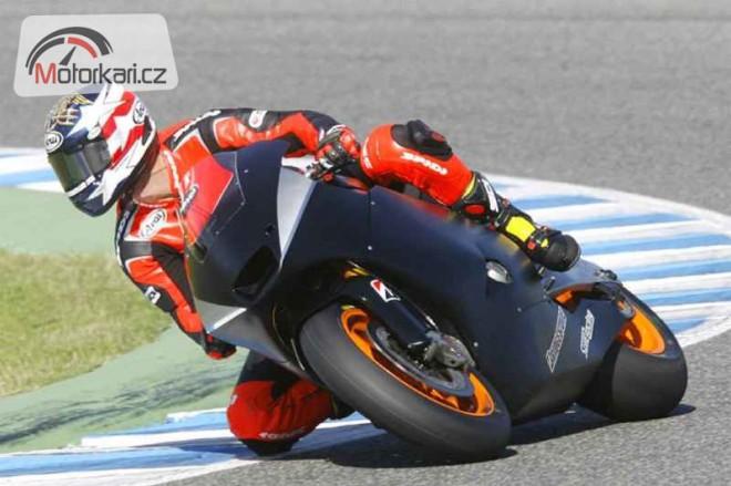 Testy MotoGP, Moto2 a SBK v Jerezu - 1. den