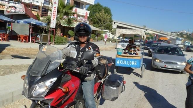 Cesta na Korfu aneb 9 st�t� za 15 dn�