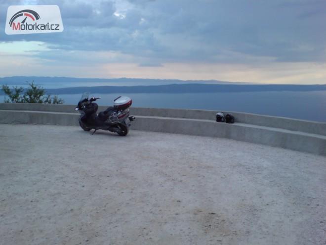 Chorvatsko 2010 na Burgmanovi