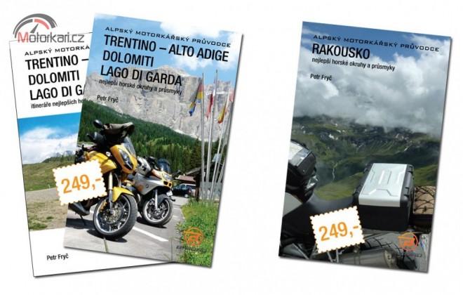 Alpský motorkáøský prùvodce