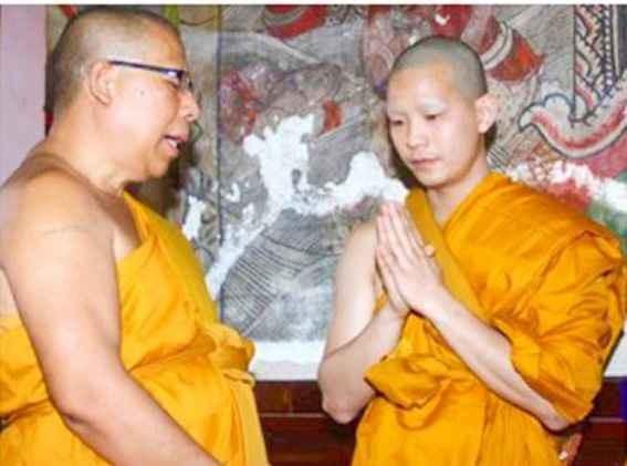 Wilairot p�echodn� mnichem