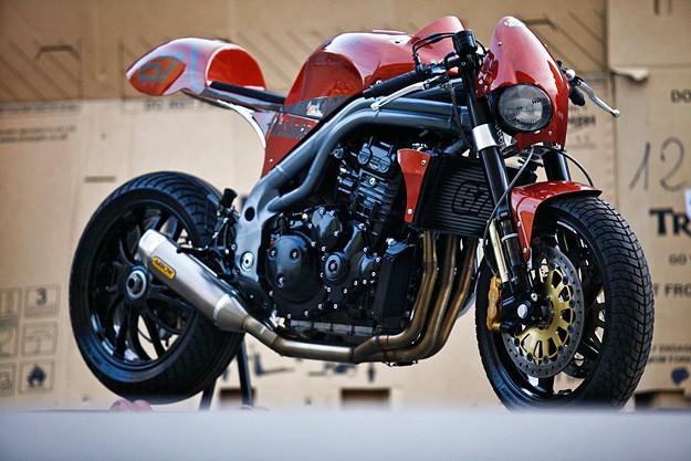Olivi Motori Triumph Weslake