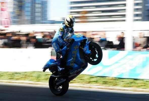 Suzuki se oficiálnì rozlouèila s MotoGP