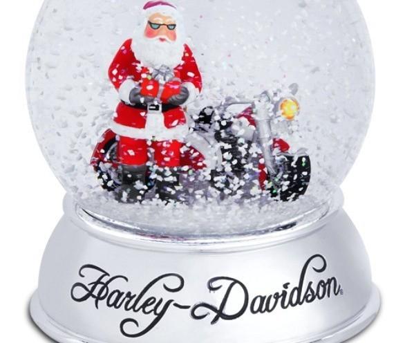 Vánoce ve stylu Harley-Davidson