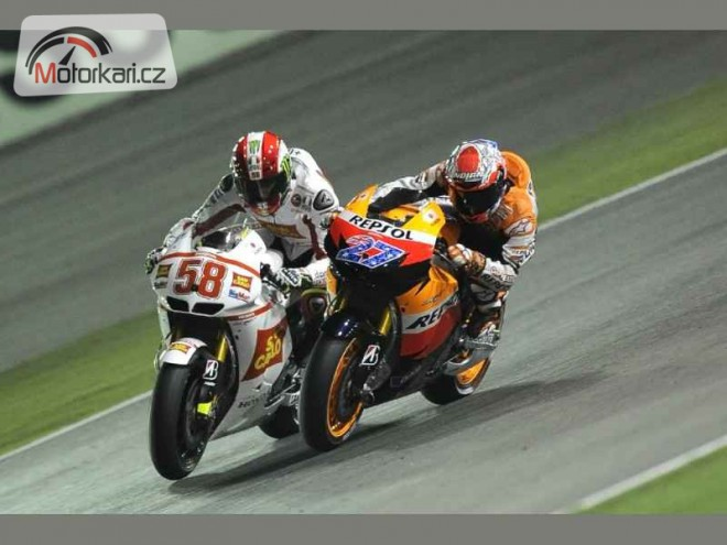 Provizorní kalendáø MotoGP na rok 2012