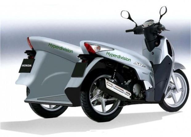 Honda HDX3 pro vozíèkáøe