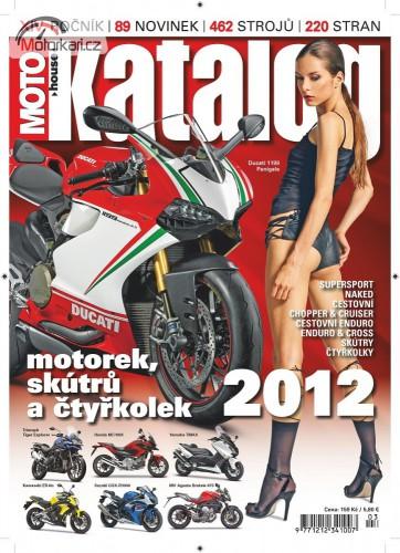Motohouse katalog 2012
