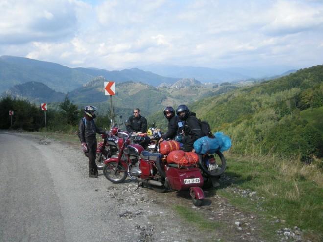Rumunsko 2010