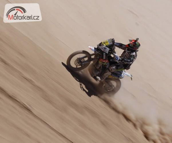 Dakar 2012: trasa a startovní listina motocyklù