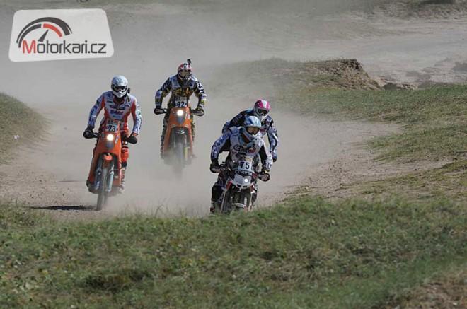 Marc Coma po 2. etapì do èela Dakaru