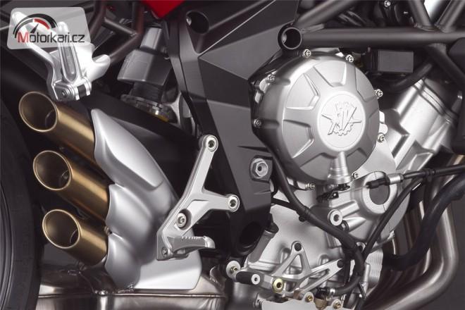 MV Agusta staví nového konkurenta