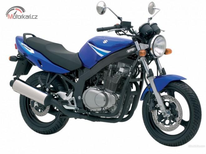 Z druhé ruky - Suzuki GS500