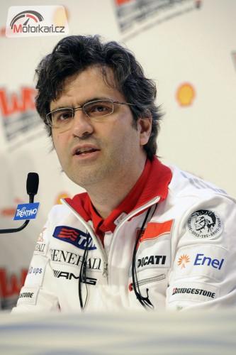 Pou�ila se Ducati z chyb?