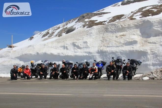 Budweisers na inspekèní cestì aneb Jarní putování v Alpách