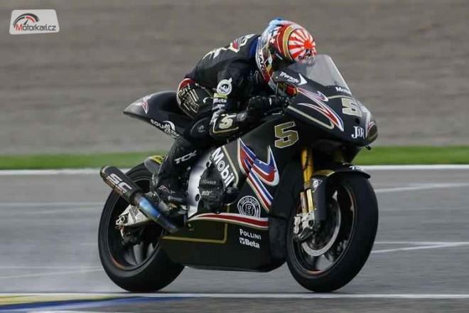 Zarco: Nováèek v Moto2