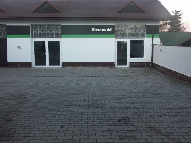 Kawasaki otevøela novou prodejnu v Šenovì
