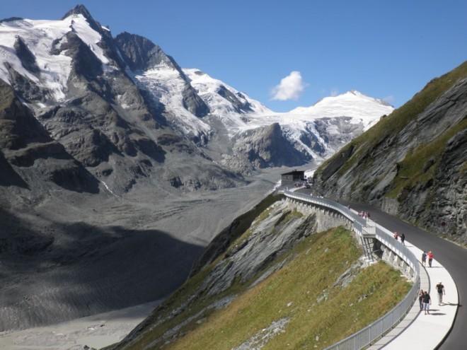 Poprvé Alpy, poprvé Grossglockner