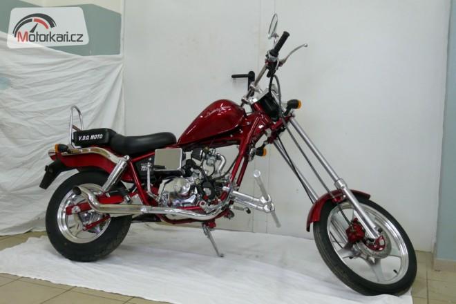 Chopper King 50XT Limited Edition - k obrazu svému